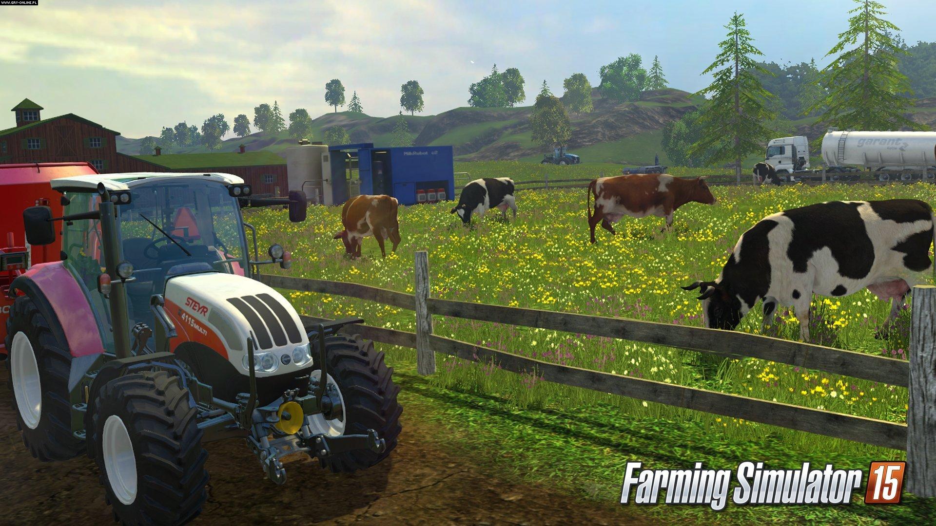 Farming Simulator 15 crack