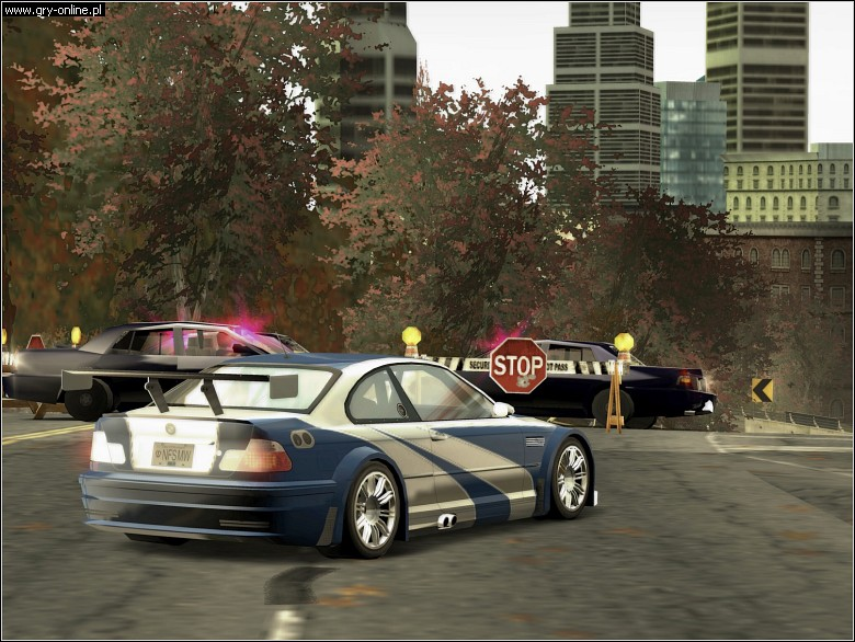 Need for Speed: Most Wanted (2005) crack