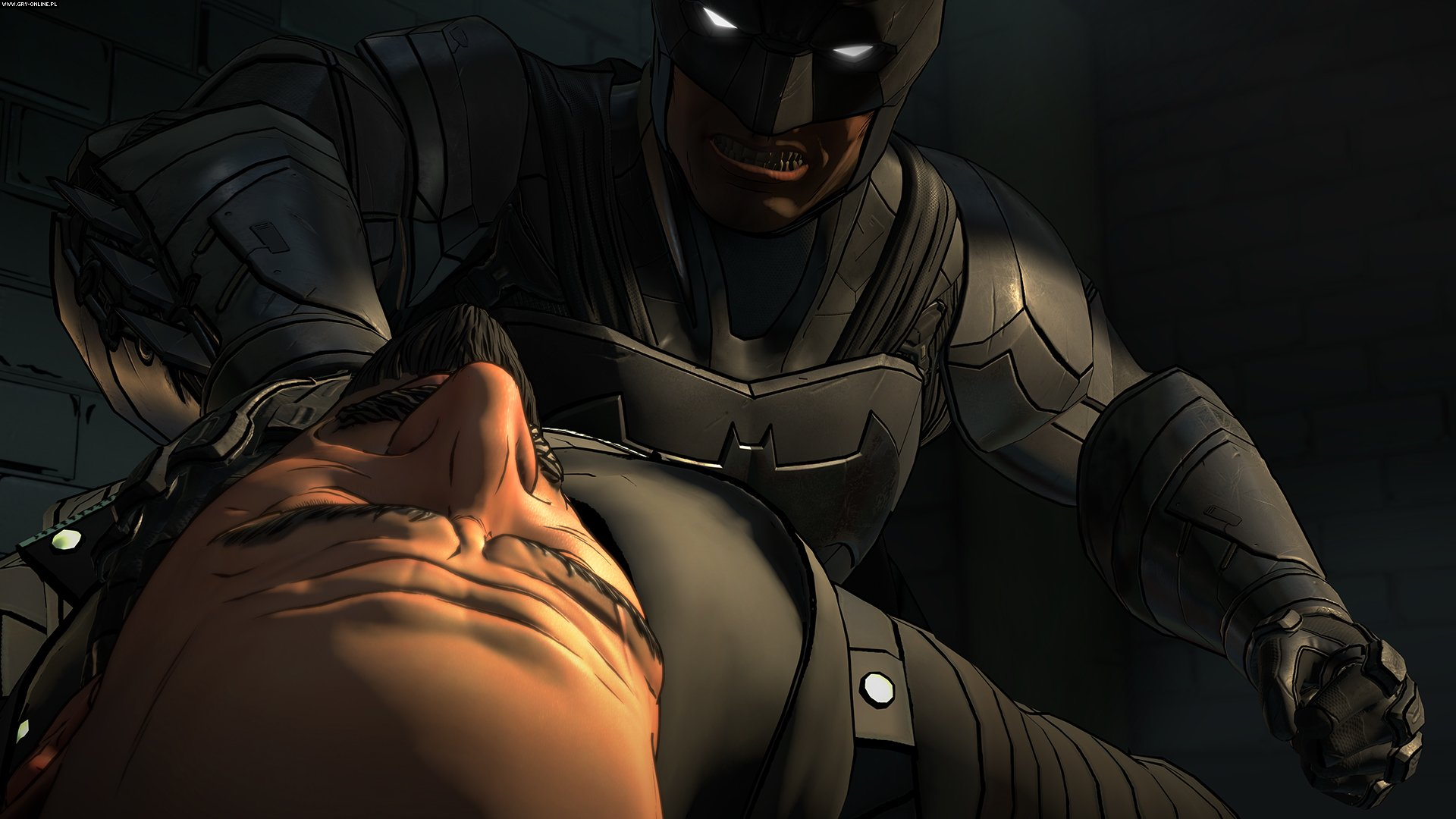 Batman: The Telltale Series - The Enemy Within torrent