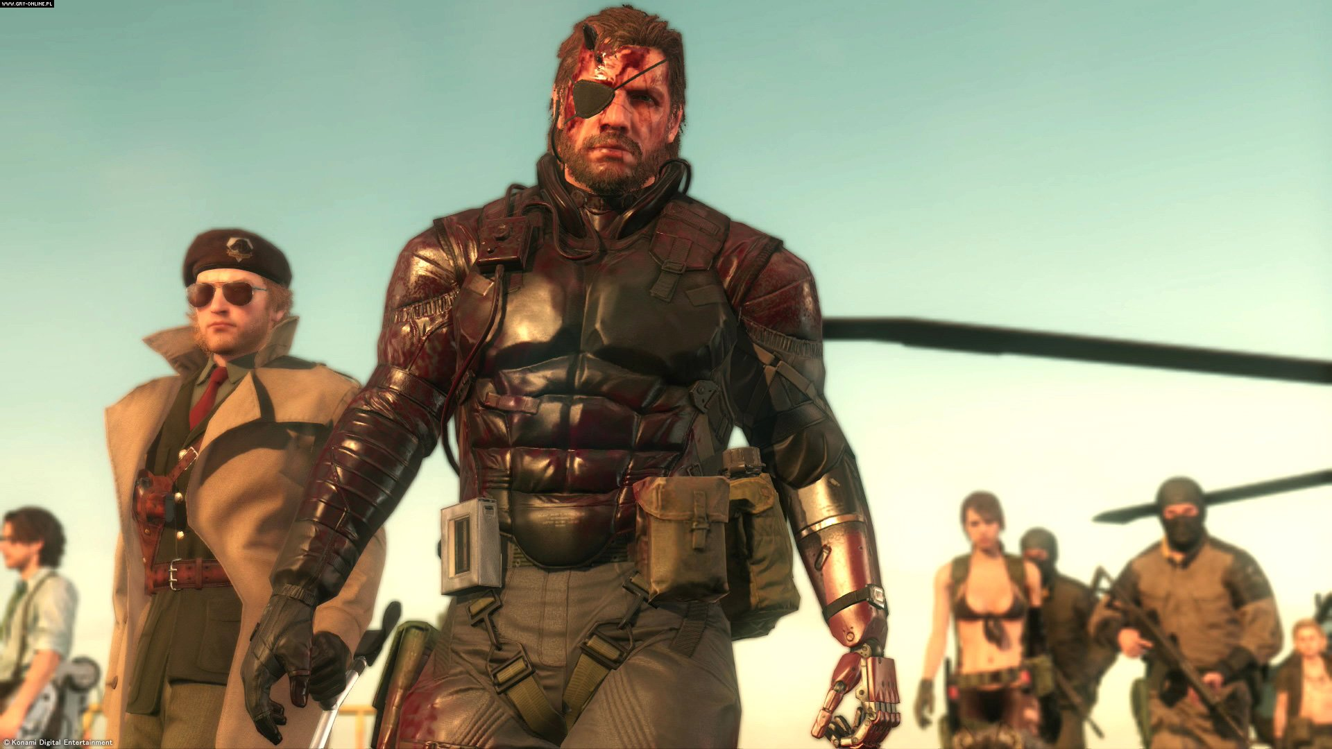 Metal Gear Solid V: The Phantom Pain download