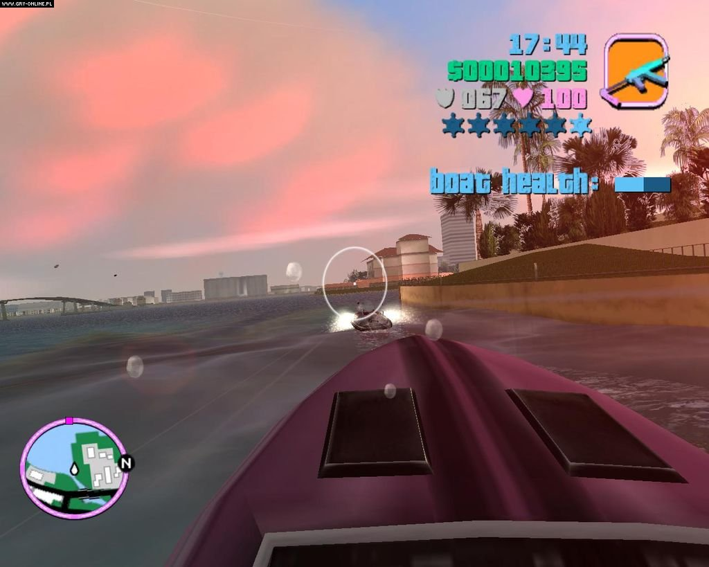 Grand Theft Auto: Vice City crack