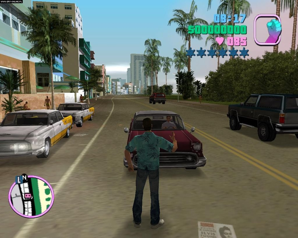 Grand Theft Auto: Vice City download