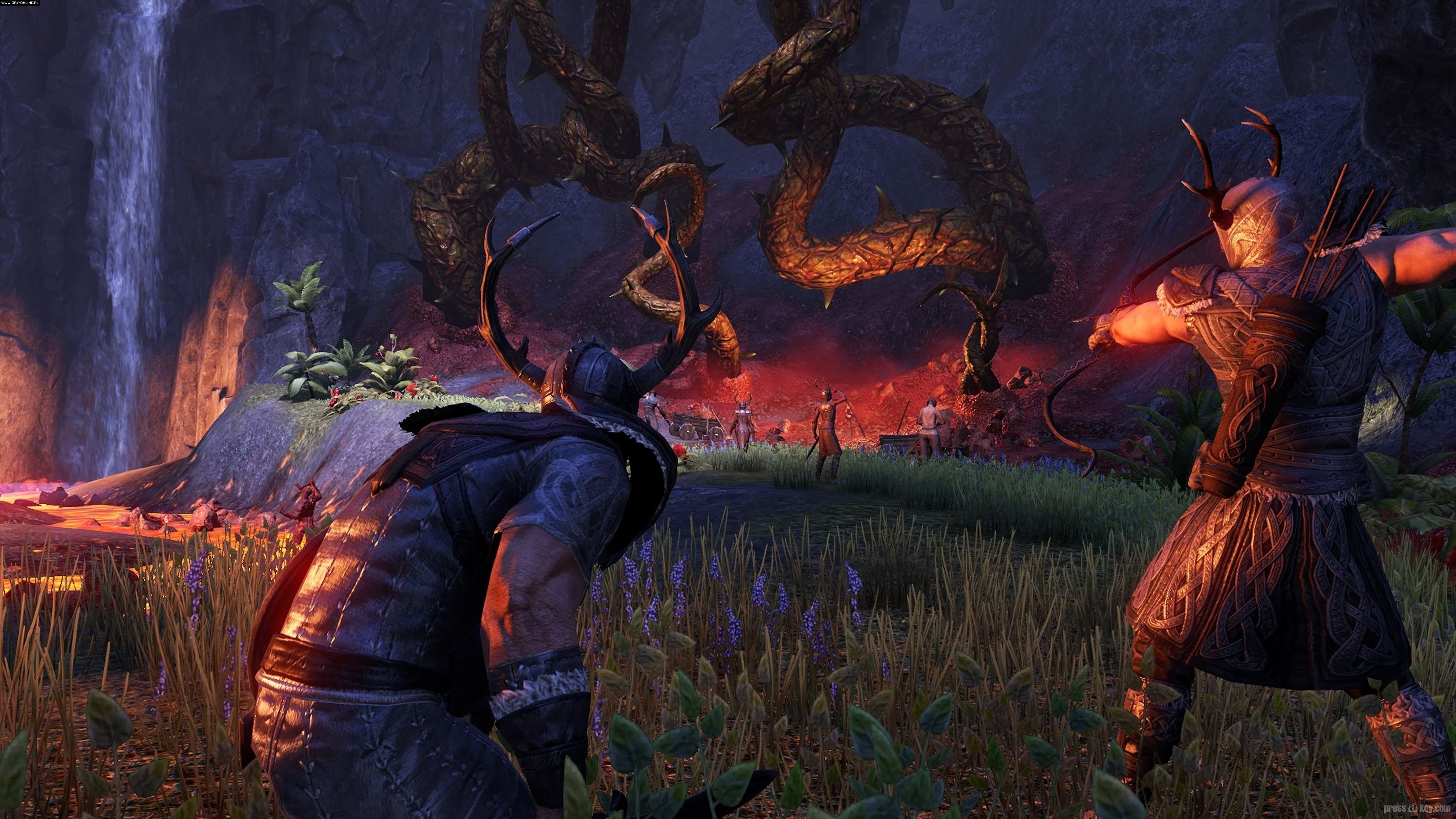 The Elder Scrolls Online: Morrowind - Horns of the Reach torrent