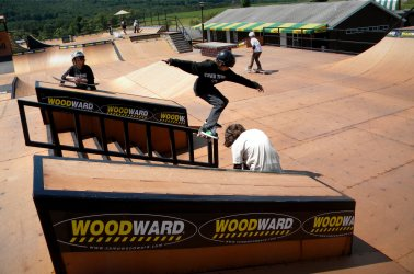Mega Ramp 3-D Film