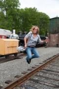Sandra, Whippany Railroad Museum