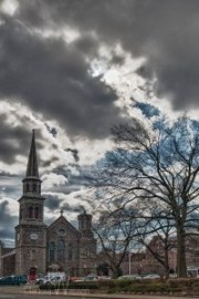 Morristown The Green church