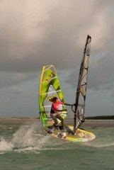 windsurf, bonaire, maxime van gent, nb22, freestyle