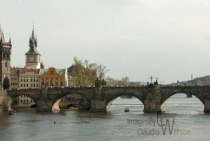 prague, old town, charles Bridge, Castle