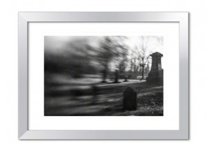 graveyard, cemetery, fine art