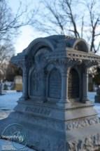 Monument, shrine, family