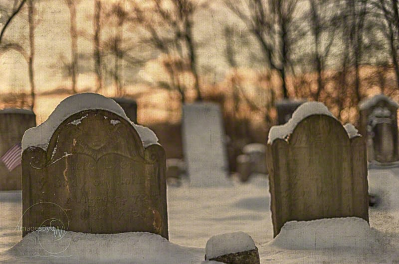 graveyard, fine art, sunrise, headstone