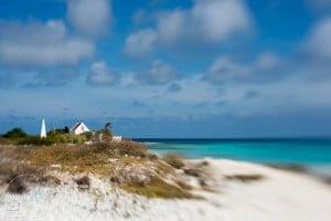 Bonaire, turquoise, ocean, Lensbaby