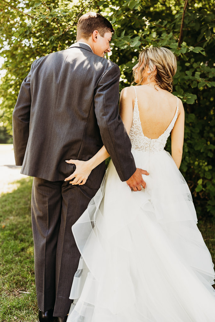 Blackberry Ridge Golf Course wedding photography