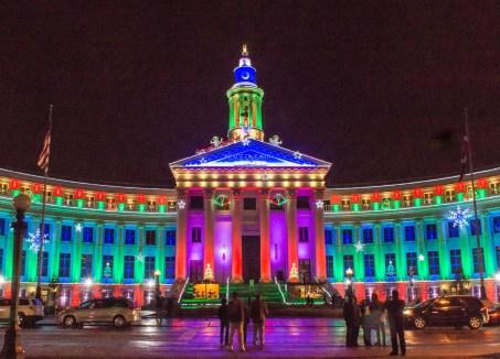 Denver Christmas Lights - Christmas Lights €� Tony Lazzari Photography