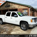 Used 2011 Gmc Sierra 1500 2wd Crew Cab 143 5 Slt For Sale In Gainesville Ga 30501 Texano Auto Sales