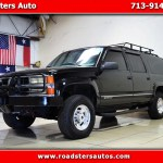 Used 1999 Chevrolet Suburban K2500 4wd For Sale In Houston Tx 77063 Roadsters Auto