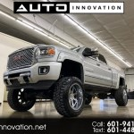 Used 2015 Gmc Sierra 2500hd Denali Crew Cab 4wd For Sale In Ridgeland Ms 39157 Auto Innovation
