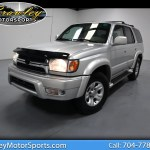 Used 2002 Toyota 4runner Limited 4wd For Sale In Mooresville Nc 28117 Brawley Motorsports
