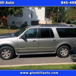 Used 2008 Ford Expedition El Xlt 4wd For Sale In Monsey Ny 10952 Glen Hill Auto