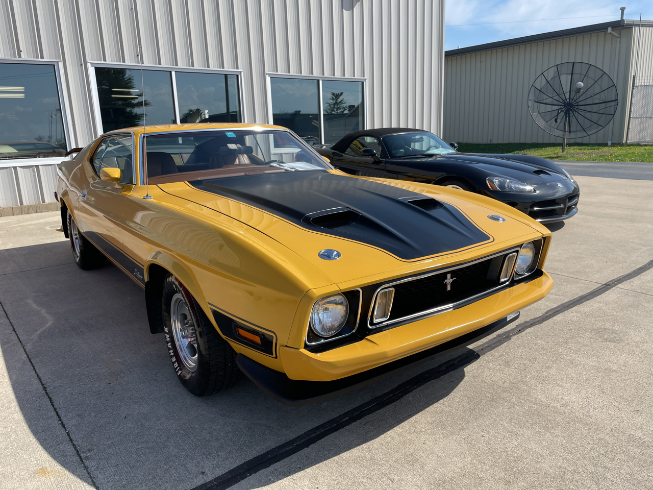 1973 ford mustang fastback $37,000. Used 1973 Ford Mustang Mach 1 Fastback For Sale In Effingham Il 62401 The Automall Of Effingham