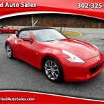 Used 2010 Nissan 370z Touring Roadster For Sale In Wilmington De 19808 United Auto Sales