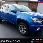 Used 2018 Chevrolet Colorado 4wd Crew Cab 128 3 Z71 For Sale In Marengo Il 60152 Marengo Auto Group