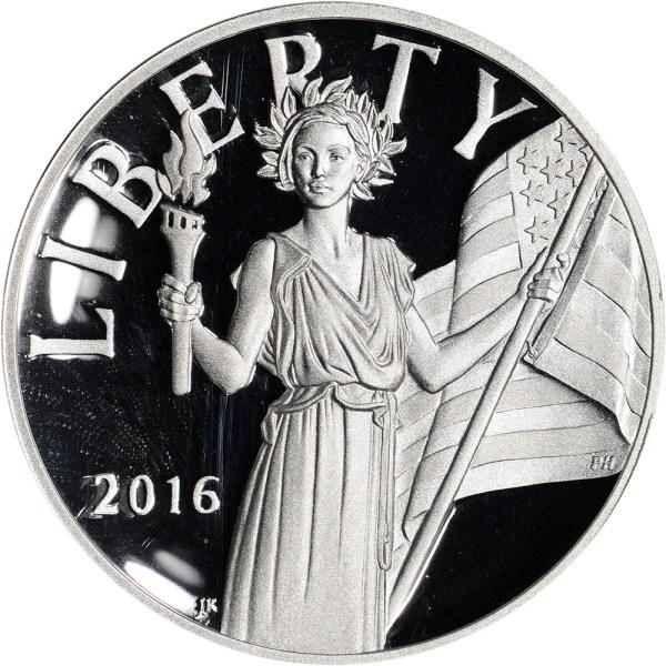 2016-S US American Liberty Silver Medal - PCGS PR70 DCAM ...