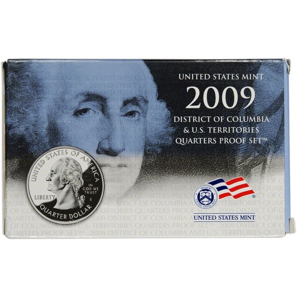 2009 United States Mint District of Columbia & US ...