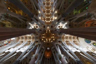 Sagrada Familia à barcelaone