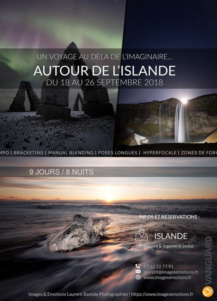 stage photos nature islande