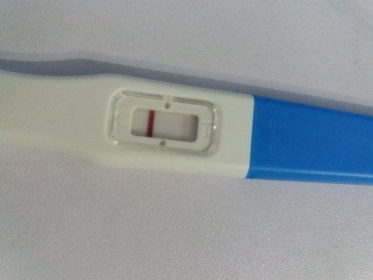 هل ظهور خط تاني بعد يوم ممكن يدل على حمل حامل للمرة الأولى
