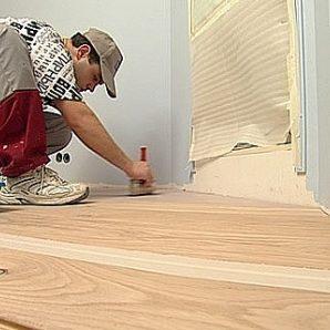 Ремонт деревянных полов, ремонт старого пола | ibud.ua