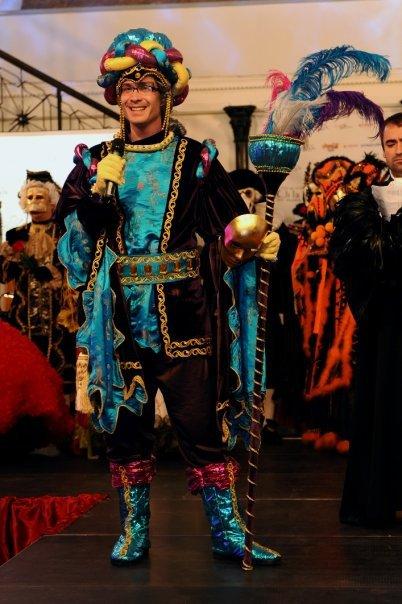 Bulgaria party Venice Ball