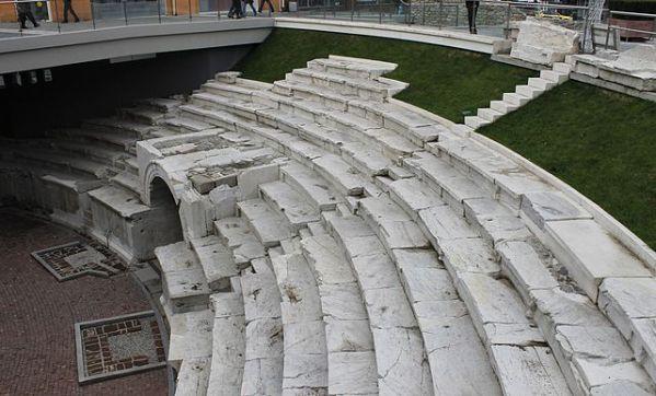 Римски Стадион Скамейки / Roman Stadion Jumping