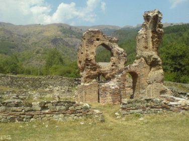 Еленска базилика / Basilica of Elena