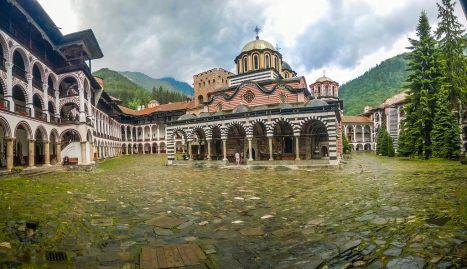 Photo: CHILIEV - Rila Monastery Рилски Манастир