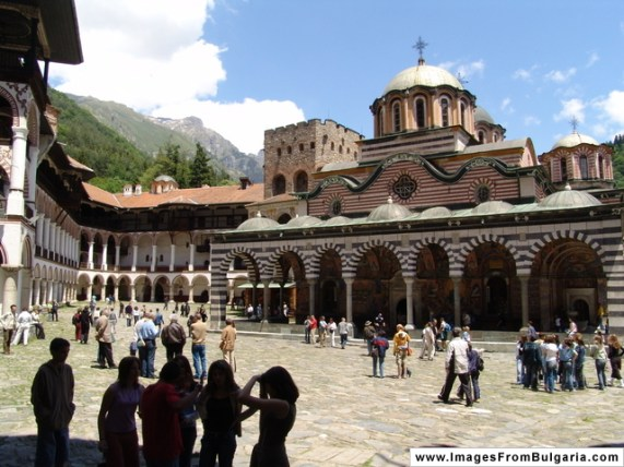 Photo: Nenko Lazarov - Rila Monastery / Рилски Манастир