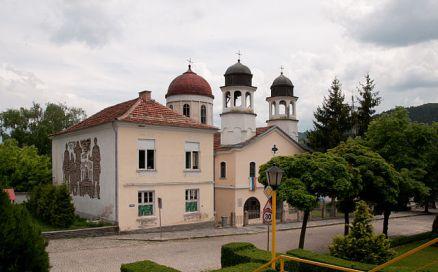"Църквата ""Св. Богородица"" / Dormition of the Theotokos Church"