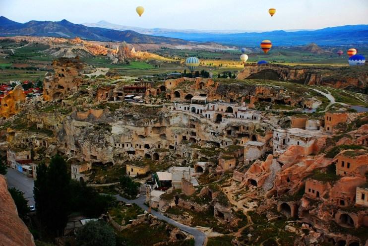 Кападокия / Cappadocia