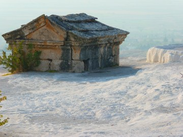 Памуккале саркофаг / Pamukkale sarcophagus