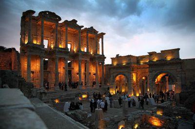 Библиотека Ефес / Ephesus Library