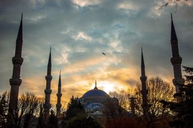 Синята джамия / Blue Mosque