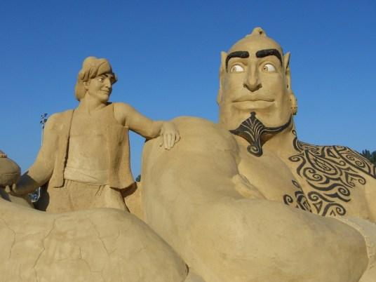 пясъчни фигури / sandy figures