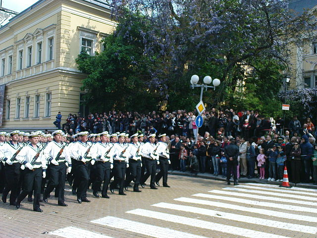 Парад на храбростта / BVMS_Parade photo credit: Tourbillon