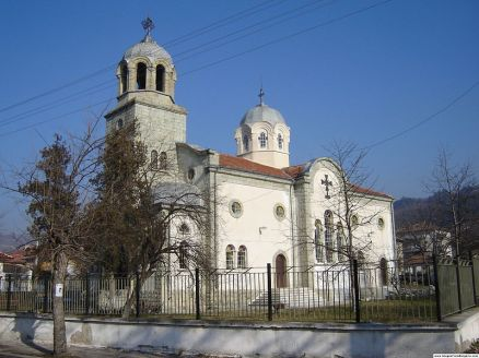 The town church / Градската църква Photo credit: Kiril Kapustin