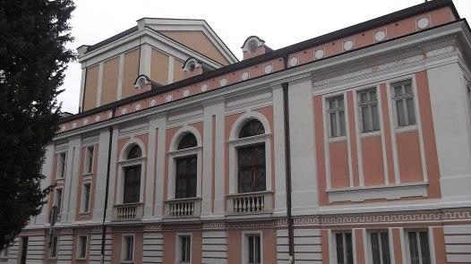 Драматичен театър Гео Милев Photo credit Cvackov