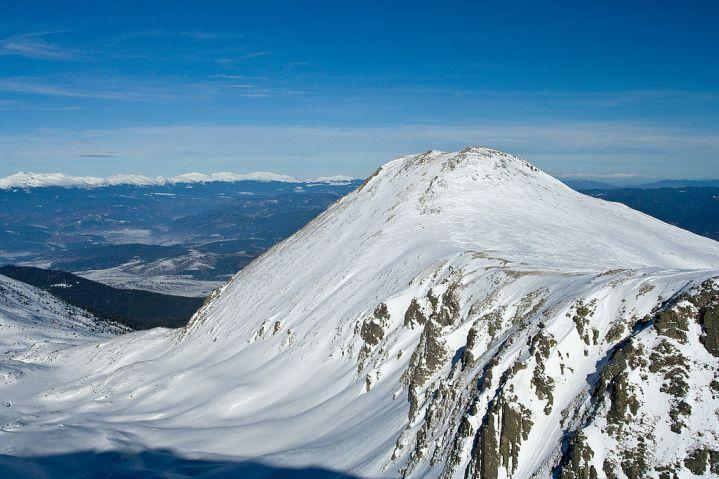 peak Godless / връх Безбог Photo credit: Deyan Vasilev