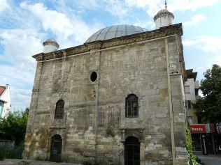 Silistra mosque facade Джамия Силистра Photo credit Пакко