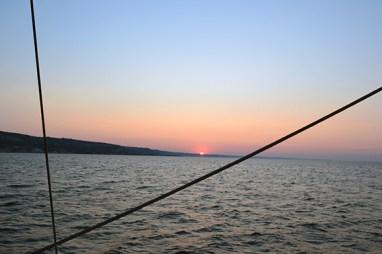 sunrise Bulgaria
