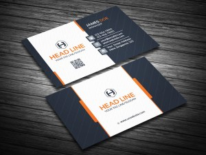 EPS Corporate Business Card Template